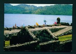 PANAMA  -  Fort Portobelo Unused Postcard - Panama