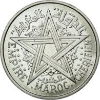 Monnaie, Maroc, Franc, 1951, Paris, SUP+, Aluminium, Lecompte:227 - Marruecos