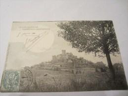 CPA CASTELNAU BRETENOUX 1904 - Bretenoux
