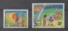 POLYNESIE   Timbre Neuf ** De 1992    ( Ref3183 ) - Polinesia Francesa