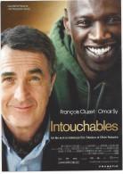 Intouchables François Cluzet Omar Sy - Manifesti Su Carta