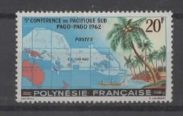 POLYNESIE   Timbre Neuf ** De 1962   ( Ref3190 ) - Unused Stamps