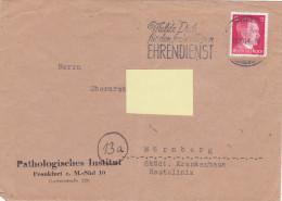 Pathologisches Institut Frankfurt - Ehrendienst 1944 Nürnberg - Allemagne