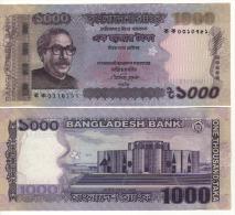 BANGLADESH   1'000   Taka   P59a    2011    UNC - Bangladesh