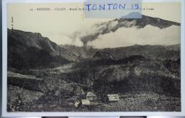 Dept La Réunion - CILAOS - Massif Du Piton  Des Neiges-vue Prise De  L'ilet à Corde. - La Réunion