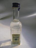 Ancienne Mignonnette Alcool : PUNCH RHUM SAINT JAMES. Buticulamicrophilie. - Miniature
