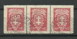 LITAUEN Lithuania 1926 Michel 272 O VILKAVISKIS - Lithuania