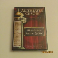 DVD AU THÉÂTRE CE SOIR : MADAME SANS GÊNE - DVD