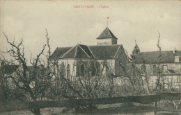 77 SAINT FIACRE / L'Eglise / - Francia