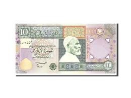 Libya, 10 Dinars, 2002, KM:66, Undated, NEUF - Libya