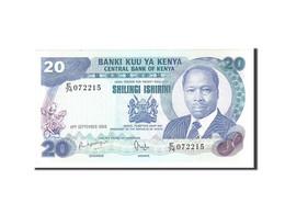 Kenya, 20 Shillings, 1986, KM:21e, 1986-09-14, TTB - Kenya