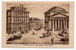 Italie--ROMA--Albergo Del SENATO, Piazza Del Pantheon--Propr G.Gagliardi, Illustrateur ????--Carte Publicitaire N°96335 - Cafés, Hôtels & Restaurants