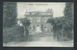 Borlez - Faimes. Villa Sainte Anne. Edition Laflotte.  2 Scans. - Faimes
