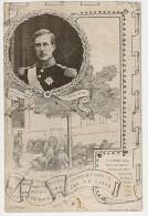 S4359 - Le Roi Albert 1er - Guerre 1914-18