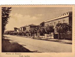 MARINA DI RAVENNA RAVENNA VIALE SPALATO VIAGGIATA - Ravenna