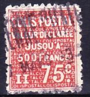 FRANCE COLIS POSTAUX 1933-34 YT N° CP 98 Obl. - Colis Postaux