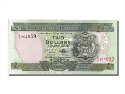 Iles Salomon, 2 Dollars Type 1997 - Salomons
