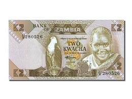 Zambie, 2 Kwacha, Type Président K. Kaunda - Zambie
