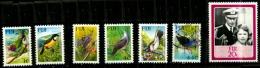 Fidji Scott N°733.oblitéré 725.726.727.728.729.544. Neufs** - Fidji (1970-...)