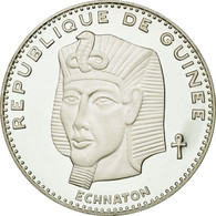 Monnaie, Guinea, 500 Francs, 1970, FDC, Argent, KM:22 - Guinée