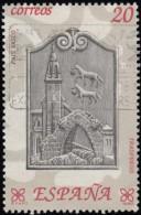 SPAIN - Scott #2625f Wrought Iron, Fire Iron / Used Stamp - 1931-Aujourd'hui: II. République - ....Juan Carlos I