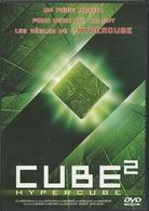 - DVD CUBE 2 (D3) - Sci-Fi, Fantasy