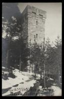 [007] Rinkenberg, Baiersbronn, Neuer Aussichtsturm, Gel. 1914, Handabzug - Non Classificati