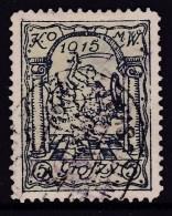 POLAND Warschau Local 1915 Fi 4 Ba Signed By Petriuk - ....-1919 Gouvernement Provisoire