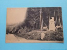 Monument Commémoratif ( Prevot-Cajot ) Anno 19?? ( Zie Foto´s Voor Details ) !!