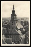 [007] Döbeln, Kirche St. Nicolai, Um 1950, Verlag Schiedicke (Markkleeberg - Leipzig) - Doebeln