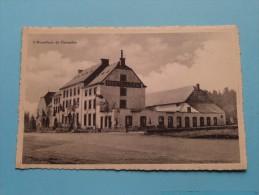 L'Hostellerie De CHAMPLON ( Arduenna ) Anno 19?? ( Zie Foto´s Voor Details ) !! - Tenneville