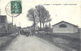 ILE DE FRANCE - 77 - SEINE ET MARNE - SELECTION - LUMIGNY - La Vignotte - Lavoir Communal - France