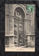 AIX-EN-PROVENCE - Porte De L'Hôtel De Grimaldi Régusse 1680 - Rue De L'Opéra - Aix En Provence
