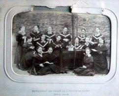 71 CLUNY PENSIONNAT DE DAMES DE SAINT JOSEPH  ECOLE PRIVEE ANNEE 1882/1883 - Cluny