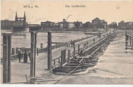 Allemagne -  Kehl A. Rh  - Alte Schiffbrücke  : Achat Immédiat - Kehl