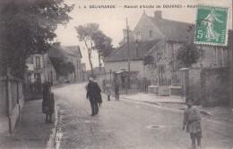 La Délivrande/14/Maison D'école De Douvres/ Réf:C4187 - Francia