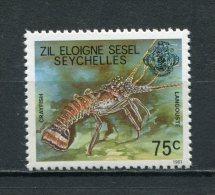 Äußere Seychellen Nr.8         **  Mint       (009) - Seychelles (1976-...)