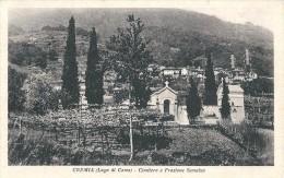CREMIA (CO) - CIMITERO E FRAZIONE SEMAINO - F/P - N/V - Como
