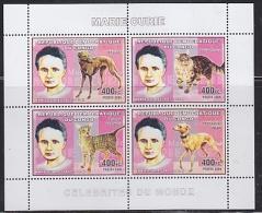 Congo 2006 Marie Curie M/s PERFORATED ** Mnh (26944B) - Democratische Republiek Congo (1997 - ...)