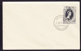 British Solomon Islands 1963 Coronation First Day Cover - Unaddressed - British Solomon Islands (...-1978)