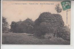 76 -  VATTEVILLE La RUE   - Ruines Du Chateau  Féodal...1911 - Ohne Zuordnung
