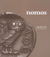 Nomos - Auction 10 - Zürich 18 May 2015 - Anglais