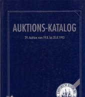 Emporium Hamburg - Auktions Katalog - 19-20 August 1993 - Allemand