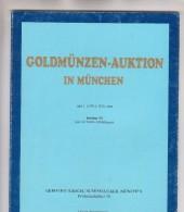 Goldmünzen Auktion In München - 1-2 Juli 1981 - Gerhard Hirsch - München - German