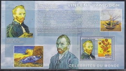 Congo 2006 Vincent Van Gogh / Painter M/s PERFORATED ** Mnh (F4978) - Ongebruikt