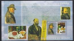 Congo 2006 Paul Cezanne / Painter M/s PERFORATED ** Mnh (F4974) - Ongebruikt