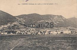 VASSIEUX - N° 209 - Alt.1048 M. ET COL DE LACHAUX - Autres Communes