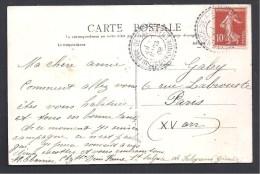 GIRONDE - Cachet Pointillé  De ST SULPICE DE FALEYRENS - Marcophilie (Lettres)