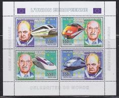 Congo 2006 European Union / TGV M/s ** Mnh (26944W) - Democratische Republiek Congo (1997 - ...)