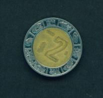MEXICO  -  2002  $2  Circulated Coin - Mexico